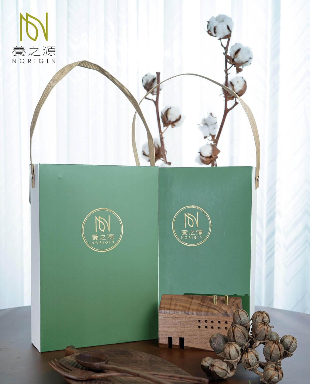 燕麥蔬菜麵禮盒主圖
