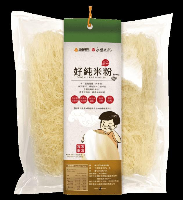 【醬好糠】100%純米米粉