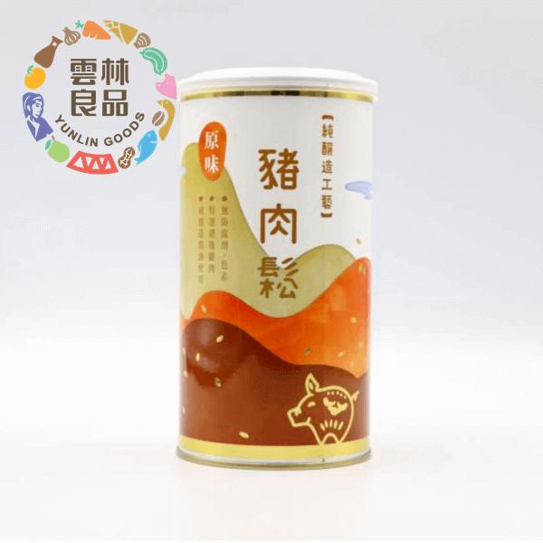 陞煇食品原味豬肉鬆 240g