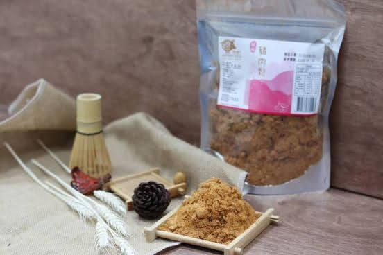 【陞煇食品】原味豬肉鬆 240g/袋裝
