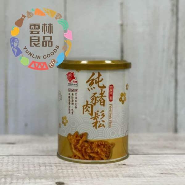 陞煇食品純豬肉鬆粗 110g
