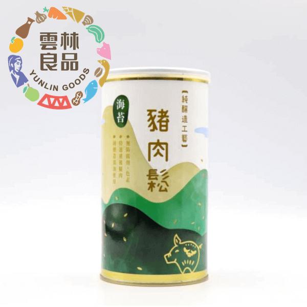 陞煇食品海苔豬肉鬆 240g