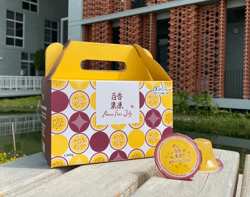阿古力雲林小農百香果凍-1.5kg禮盒