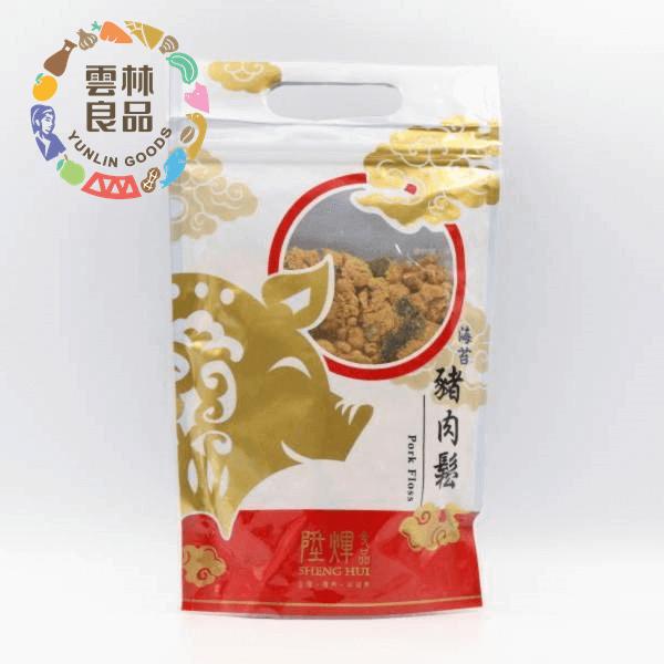 陞煇食品海苔豬肉鬆 300g袋裝