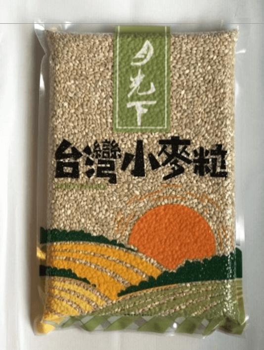 月光下友善農場台灣小麥粒1公斤